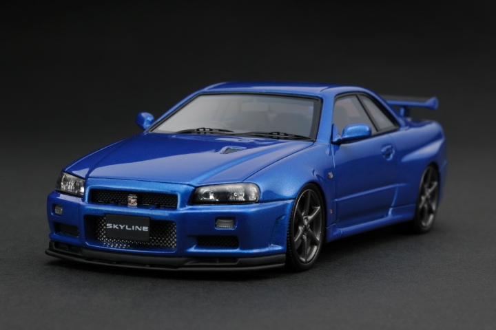 HPI MODEL CARS  8869 NISSAN Skyline