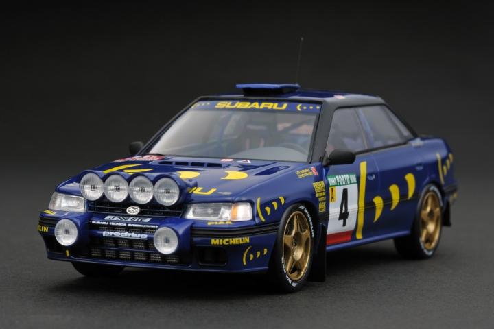 Katalog Modelej Avtomobilej Hpi Model Cars 8577 Subaru Impreza Wrc